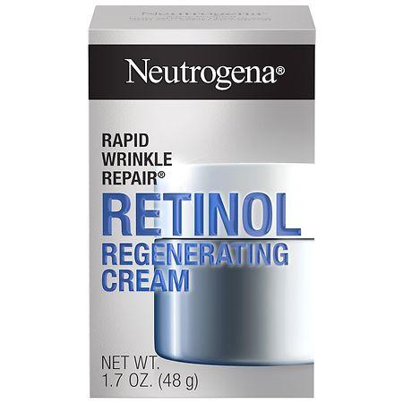 Neutrogena Rapid Wrinkle Repair Retinol Anti-Wrinkle Face Cream - 1.7 oz.