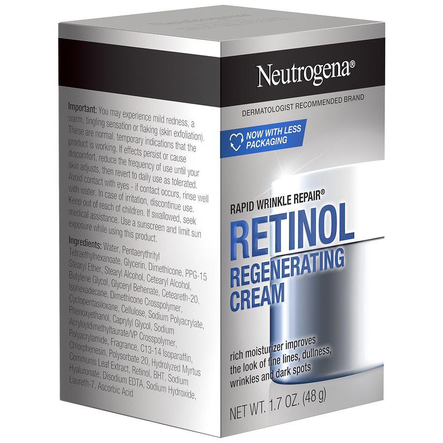 Wrinkle face cream
