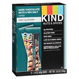 KIND Nuts & Spices Bars Dark Chocolate, Nuts & Sea Salt