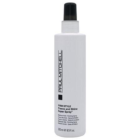 Paul Mitchell Freeze and Shine Super Spray - 8.5 OZ -  009531114620