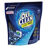 OxiClean Multi-Chamber Laundry Detergent Packs Fresh