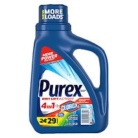 Purex Liquid Laundry Detergent On Sale