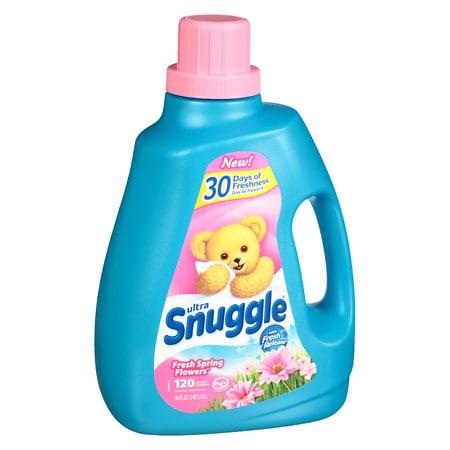 Snuggle Fabric Softener Fresh Spring Flowers - 96 fl oz