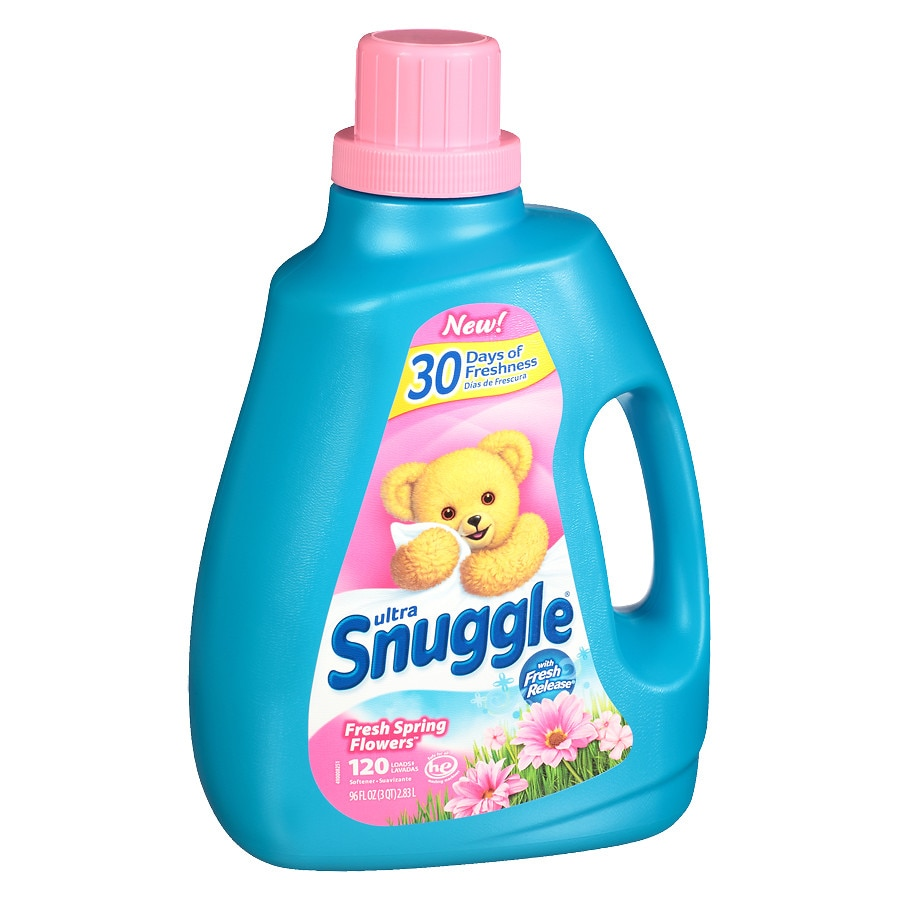 Snuggle Fabric Softener Fresh Spring Flowers Walgreens
