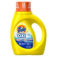 Deals on Tide HE Laundry Detergent w/Oxi Simply Clean & Fresh 37.0 oz