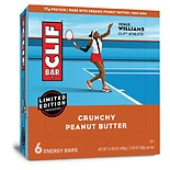 Clif Bar Energy Bars Peanut Butter