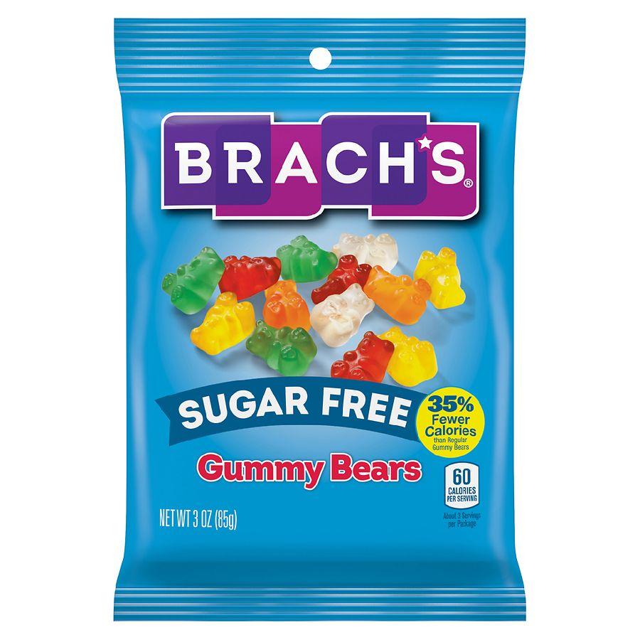 brach s sugar free gummy bears walgreens