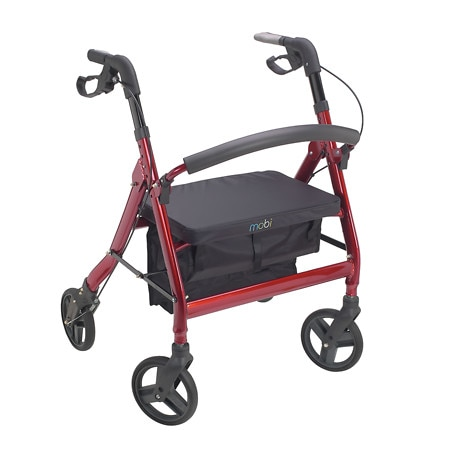 Image of JUVO Mobi Bariatric Heavy-Duty Personal Transporter - 1 ea