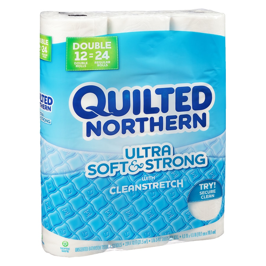 personal quilted bath rolls paper health quilt tissue plush amazon ultra toilet northern dp double com care