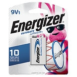 Energizer Ultimate Lithium Battery 9 Volt