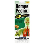 Rompe Pecho CF cough Suppressant Decongestant