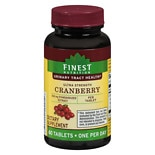 Finest Nutrition Ultra Strength Cranberry 500 mg