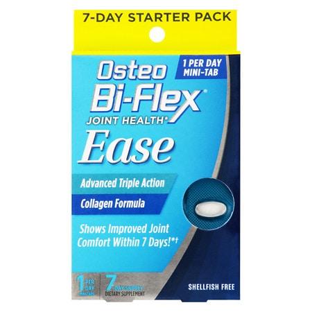 Osteo-Bi-Flex Ease Supplement Trial Pack - 7