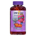 One A Day Kids Trolls Gummies
