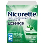 Nicorette 2 mg Lozenges Mint