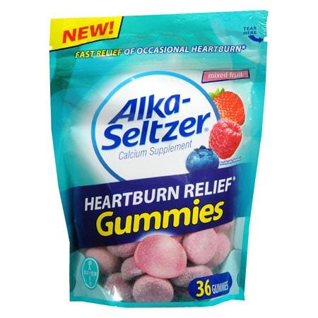 Alka-Seltzer Soft Bites Mixed Fruit - 36 ea