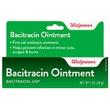 Walgreens Bacitracin Ointment