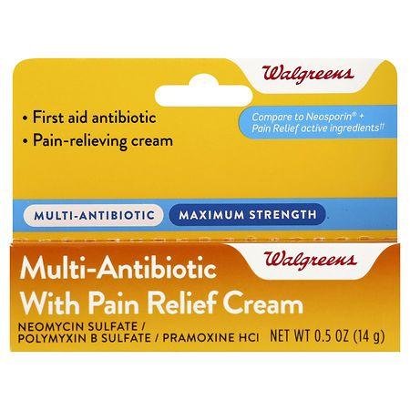 Antiseptics & Topical Antibiotics - Antibiotics
