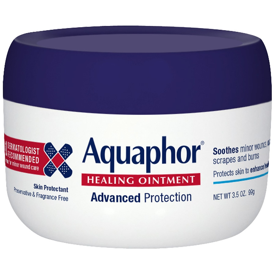 Aquaphor Healing Ointment Jar Walgreens