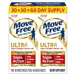Schiff Move Free Ultra Triple Action Joint Health Supplement