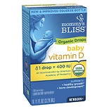Mommy's Bliss Organic Vitamin D Drops
