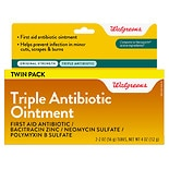 Walgreens Triple Antibiotic Ointment