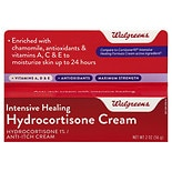 Walgreens Hydrocortisone 1% Intensive Healing