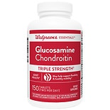 Walgreens Glucosamine Chondroitin Triple Strength Tablets