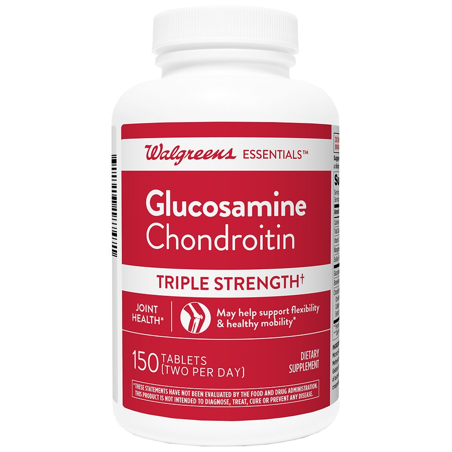 How to Take Glucosamine Supplements