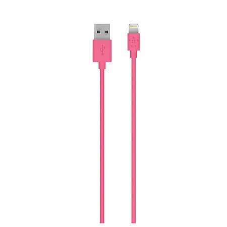 Belkin Lightning Sync Charge Cable 4 Foot - 1 ea