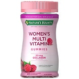 Nature's Bounty Optimal Solutions Women's Multi-Vitamin Gummies
