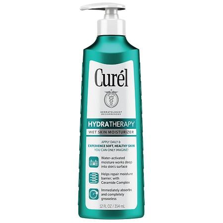 Curel Hydratherapy Wet Skin Moisturizer - 12 oz.