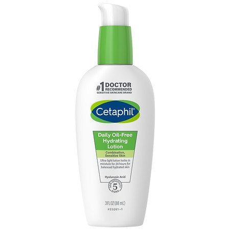 Cetaphil Daily Hydrating Lotion - 3 oz