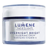 Lumene Valo Overnight Bright Sculpting Cream