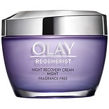 Olay Regenerist Night Recovery Night Cream Face Moisturizer Fragrance-Free