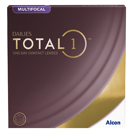 Dailies Total 1 Dailies Total 1 Multifocal 90 pack - 1 Box