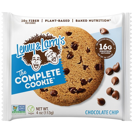 Lenny and Larry's Cookie Chocolate Chip - 4 oz.