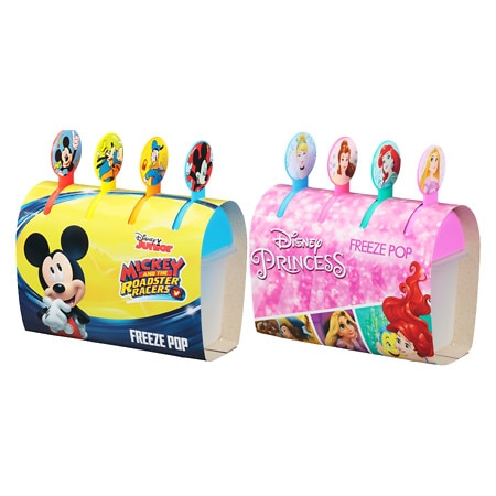 Disney Sippy Freeze Cups Assortment - 4 ea