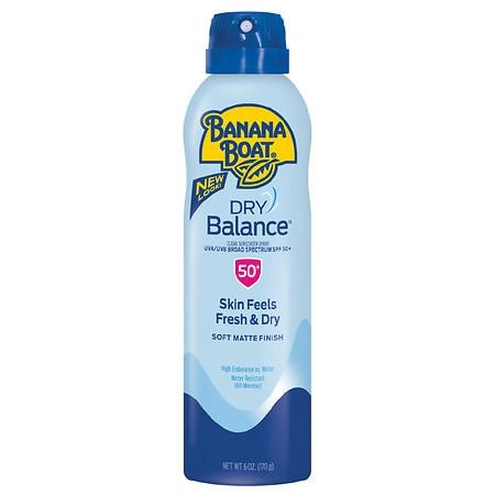 Banana Boat DryBalance Ultra Mist SPF 50 - 6 oz.