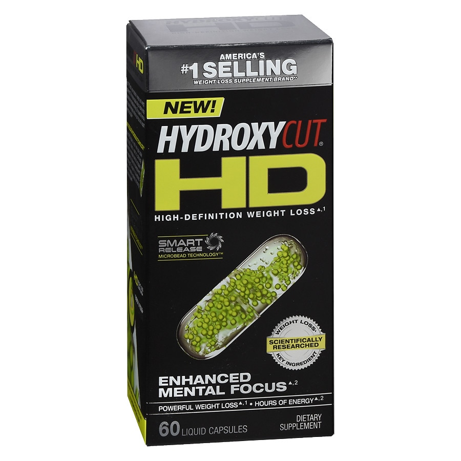 Save 20% on Hydroxycut HD Weight Loss 60ea