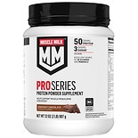 Muscle Milk Pro Series Mega Protein Powder Chocolate