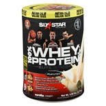 Six Star Elite Whey Protein Vanilla