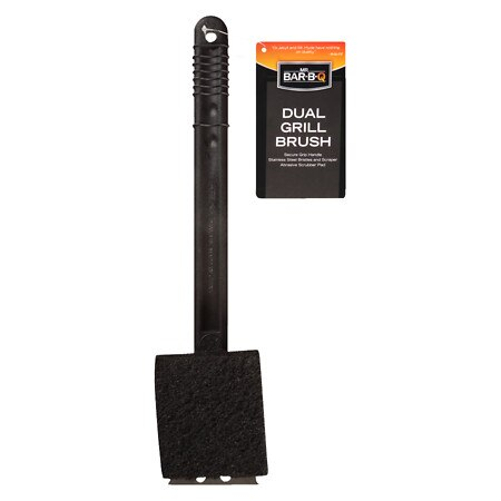 Mr. Bar-B-Q Long Handle BBQ Brush - 1 ea