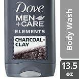 Dove Men+Care Elements Body Wash Oil Control