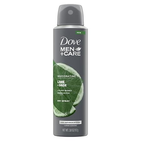 Dove Men+Care Elements Dry Spray Antiperspirant Deodorant