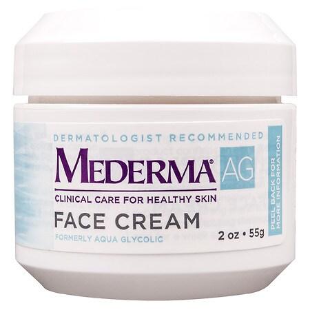 Mederma AG Face Cream Fresh Scent - 2 oz.