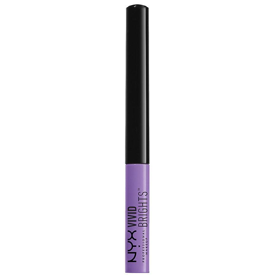 4b4df54dc52 NYX Professional Makeup Vivid Bright Eyeliner, Blossom | Walgreens