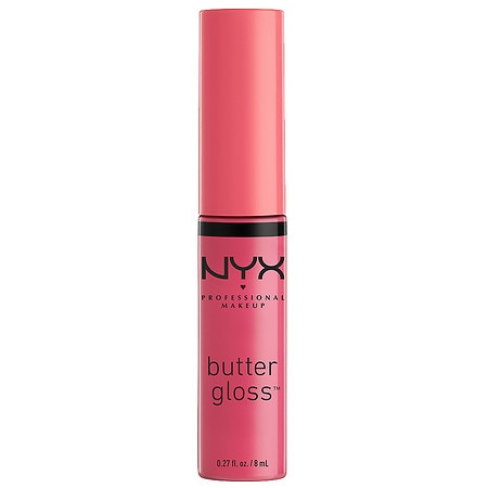 NYX Professional Makeup Butter Gloss Lip Color - 0.27 oz.