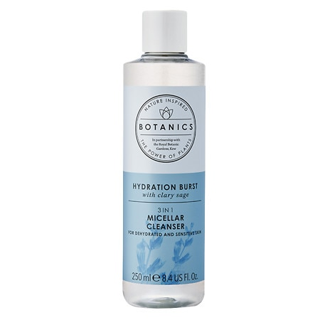 Botanics Hydration Burst Micellar Cleanser - 8.45 oz.