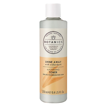 Botanics Shine Away Toner - 8.45 oz.